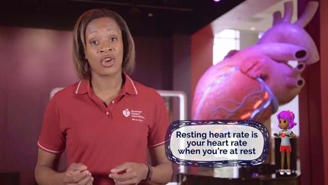 NFL PLAY 60 Challenge Heart Rate